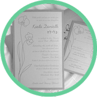 Invitations and Coordinating Designs